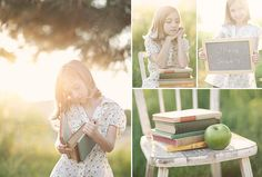 Photography Tutorials and Photo Tips - School Diy Photography Mini Sessions, School Photography, Photography Tutorials, Children Photography, Photography Ideas, Portrait Photography, Kindergarten Photography, Photography Backdrops, Family Photography