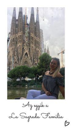 Barcelona üzenete - In my backpack Sangria, Barcelona Cathedral, Building, Travel, Instagram, Viajes, Buildings, Destinations, Traveling