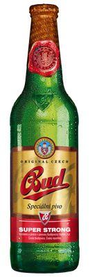 Bud Super Strong - Czech Republic
