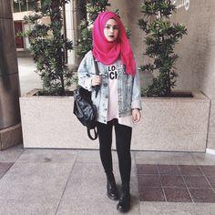 รูปภาพ hipster hijab drmarten