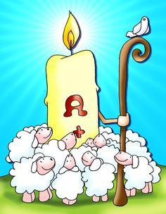 Vivamos a la luz del pastor. Jn 10, 27-30
