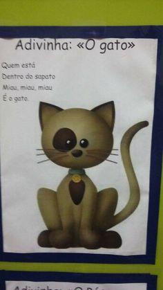 Adivinha do gato