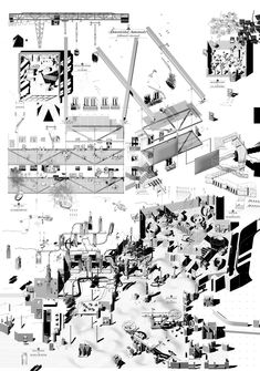 Example of new architecture discourses. Pedro Pitarch Alonso. ETSAM