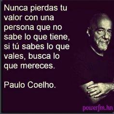 Nunca pierdas tu valor por nada ni nadie!!..