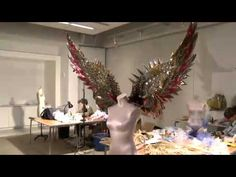Victoria's Secret Fashion Show 2010 - Making of Wings