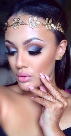 ✨ Glam Makeup ✨V@RT@P      ❌⭕❤
