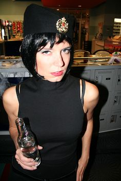 I am going to pretend this is what Bond's biggest enemy spy, Natasha, looked like. Russian Party, Halloween Ideas, Halloween Costumes, Spy Outfit, Costume Ideas, Death, Dress Up, Hero, Google Search