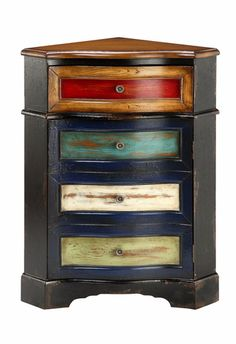 Shiloh Accent Chest in Black | Stein World Furniture | Home Gallery Stores