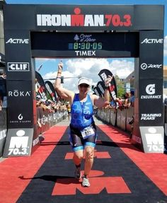 BIG congratulations to Dexter Yeats for her performance in the Coeur d'Alene Half Ironman. Not only did Dexter win her age group AND set a course record, but she also qualified for the Half Ironman World Championships in Australia this summer! #poweredbyASEA