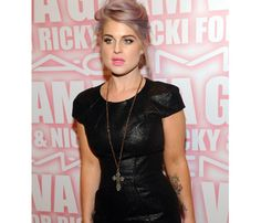 "#SelfMagazine May cover star Kelly Osbourne. ""Theres no such thing as perfection. If I knew that earlier, I wouldn't have been such a f---up. The only thing I can be is me."""