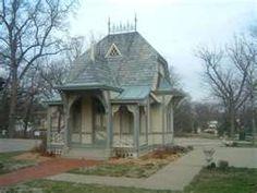 Haskel playhouse on Henry Street.