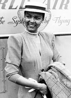 Dorothy Dandridge, 1951  #vintagegal