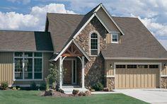 beautiful craftsman style house plan