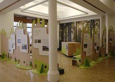 Brian Hartley exhibition design