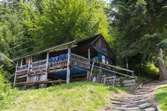 old wooden cottage by Tomasz Jurkowski on 500px