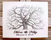 Medium Fingerprint Tree Wedding Guest book, Hand Drawn Live Oak in black ink, includes 2 ink pads and pen. $95.00, via Etsy. Oak Tree Wedding, Wedding Tree Guest Book, Wedding Guest List, Wedding Guest Book, Oak Tree Drawings, Tree Sketches, Fingerprint Cards, Oak Tree Tattoo, Live Oak Trees