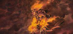 Chandra Nalaar from Duel Decks: Jace vs Chandra
