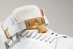 Buscemi 100 MM Diamond Sneakers Are The World's Most Expensive Shoes At $132,000