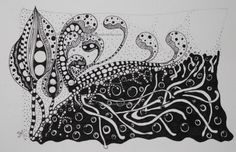 One Tangle : July 2013