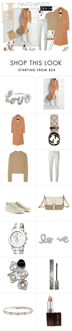 """Something like her; don't steal her swag just because you like her style"" by riquee ❤ liked on Polyvore featuring Cada, By Malene Birger, Gucci, Michael Kors, Burberry, Sydney Evan, Bobbi Brown Cosmetics, Laura Mercier and Nordstrom Rack"