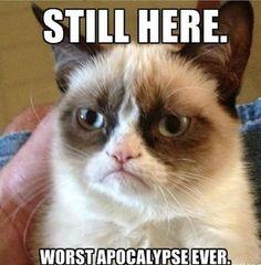 Worst Apocalypse Ever!