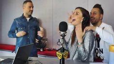 "Annalisa canta ""Ti sento"" a @radio105"