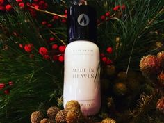 Made In Heaven, Through The Window, Industrial Chic, Packaging Design, Lab, Wings, Fragrance, Fire, Luxury