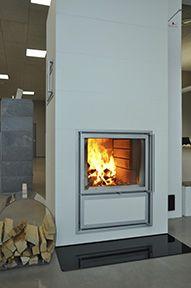 Tulikivi takka - fireplace Jalanti OV V4 - leivinuuni
