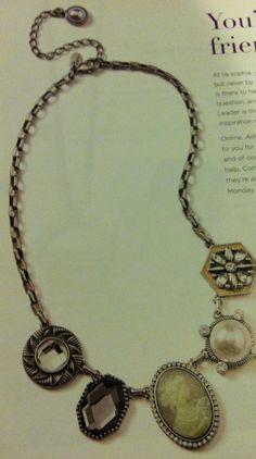Nostalgia - necklace by lia sophia