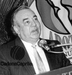 El compositor venezolano Aldemaro Romero. Foto: Archivo Fotográfico/Cadena Capriles