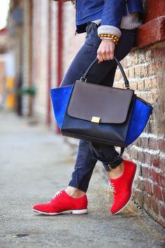 Estupendos zapatos de moda casuales | Zapatos de mujer 2015