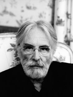Michael Haneke (b.1942) is an Austrian film director best known for films such as Funny Games (1997), Caché (2005), The White Ribbon (2009) and Amour (2012).