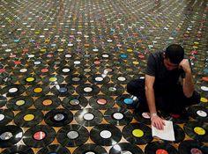Old LP Floor