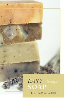 Adapted from a Martha  Stewart recipe this DIY goat milk soap recipe is a winner for sure!