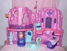 Inside She-Ra's Crystal Castle