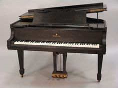 Nadeau's Auctions - Steinway and Sons baby grand piano - Realized Price: $7,475.00
