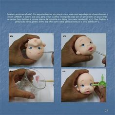 como hacer una cabeza