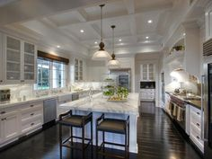 Dream kitchen stone everything.