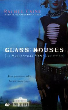 Glass Houses (Morganville Vampires, Book 1): The Morganville Vampires, Book I by Rachel Caine http://www.amazon.com/dp/B000O76NAK/ref=cm_sw_r_pi_dp_fjzlwb1YW7HD1