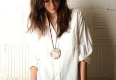 JOINERY - Classic Button Up by Jesse Kamm - WOMEN