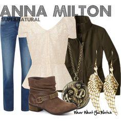 """""""Anna Milton"""" by kerogenki on Polyvore"""