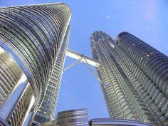 PETRONAS TOWERS - KUALA LUMPUR Petronas Towers, Kuala Lumpur, Travel, Viajes, Destinations, Traveling, Trips