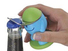 Otwieracz do butelek WMF Mc Edition Blue/Green/Silver