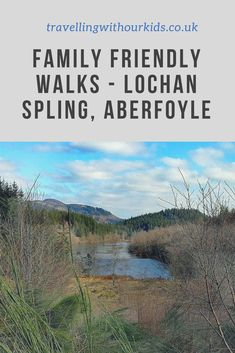 Family Friendly Walk near Aberfoyle - Walks in Aberfoyle for Families