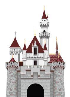 Castle PNG Clipart