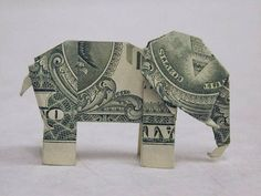 Introducing the art of moneygami, where origami meets paper money.