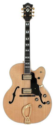 Guild 1986 X-500 Natural w/Case | Rainbow Guitars
