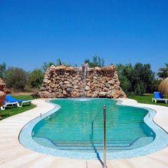 Gamundi Finca bei Muro 6 Schlafzimmer, 4 Bäder, WIFI  Imposanter Aussenbereich mit einmaligem Pool und Wintergarten