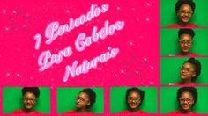 7 Penteados Para Cabelos Naturais   Eliane Alexandra   #CabeloNatural