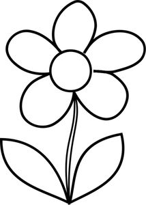 Here is Flower Coloring Sheets for you. Flower Coloring Sheets spring flower coloring pages on augmentationco. Flower Coloring Sheets, Printable Flower Coloring Pages, Love Coloring Pages, Coloring Pages For Kids, Preschool Coloring Pages, Kids Coloring, Free Coloring, Colouring, Simple Flowers